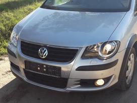 Volkswagen Cross Touran. Vw touran cross