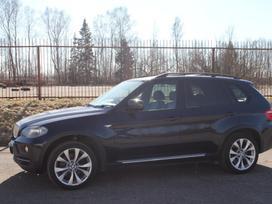 BMW X5 по частям. E70 4.8i 2007m. dalimis, platus naudotų