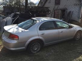 Chrysler Sebring kėbulo dalys