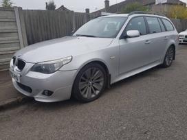 BMW 525 dalimis. Bmw 525d  130kw dalimis m paketas dynamik