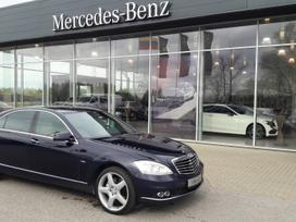 Mercedes-Benz S350, 3.0 l., saloon / sedan