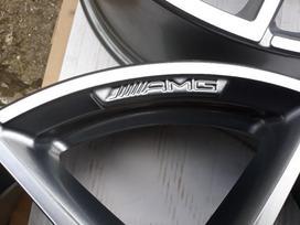 Mercedes-benz Amg+slegio davikliai, lengvojo