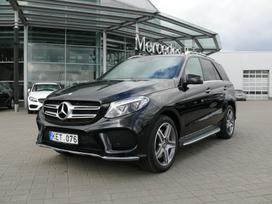 Mercedes-benz Gle400, 3.0 l., visureigis