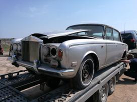 Rolls-royce Silver. Silver shadow