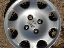 Peugeot, ratų gaubtai, R14