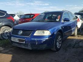Volkswagen Passat dalimis. B5.5 fl dalimis variklis 2.0