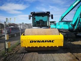 Dynapac Ca3500d, vibro technika