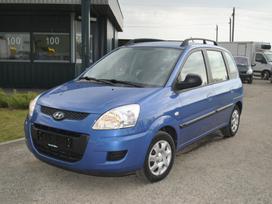 Hyundai Matrix, 1.6 l., hečbekas