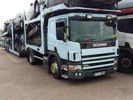 Scania P420, autovežiai