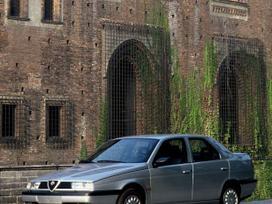 Alfa Romeo 155. Alfa romeo 155 1.7 twin spark