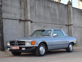 Mercedes-benz 280, 2.8 l., kupė (coupe)