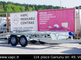 -kita- TRALAS 4.5x2.0, trailer and semi trailer rental