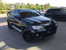 BMW X6, 3.0 l., visureigis