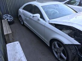 Mercedes-benz Cls550, 5.5 l., kupė (coupe)