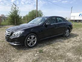 Mercedes-benz E200, 2.1 l., sedanas