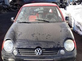 Volkswagen Lupo. Dalimis