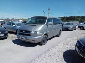 Volkswagen Caravelle, 2.5 l., vienatūris