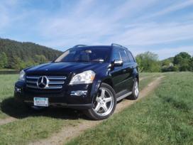 Mercedes-benz Gl550, 5.5 l., visureigis