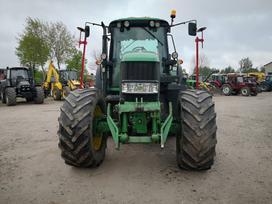 John Deere 7530, traktoriai