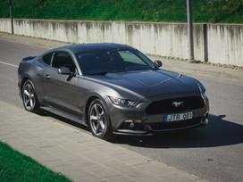 Ford Mustang, 2.3 l., kupė (coupe)