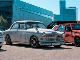 Volvo Amazon, 1.8 l., sedanas