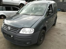 Volkswagen Caddy dalimis. Vw caddy 1,9 77kw