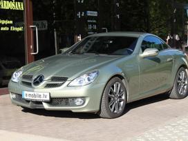 Mercedes-Benz SLK200, 1.8 l., kabrioletas