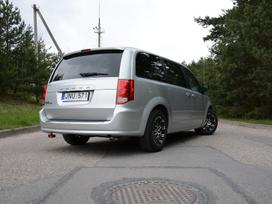 Dodge Grand Caravan, 3.6 l., vienatūris