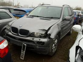 BMW X5 dalimis. Bmw x5 2003metu 3.0d 160kw automatine greiciu