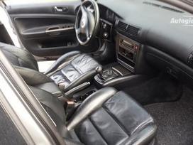 Volkswagen Passat dalimis. odinis salonas !