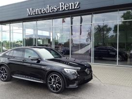 Mercedes-Benz GLC Coupe 43 AMG , 3.0 l., kupė (coupe)