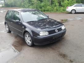 Volkswagen Golf dalimis. Volkswagen golf 2002 metu 1.6 77 kw