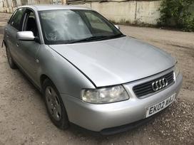 Audi A3 dalimis. Audi a3 1,9 74kw atd dalimis