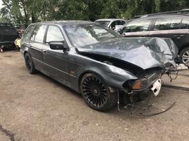 BMW 525. Naudotos automobilių dalys automobiliai nuo 1997 iki