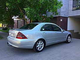 Mercedes-benz C270, 2.7 l., sedanas