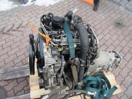 Volkswagen Crafter. Vw crafter 2.5 tdi pilnas variklis (kodas