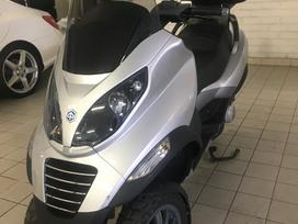 Piaggio Mp3 124cc, motoroleriai / mopedai