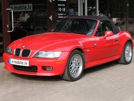 BMW Z3, 2.5 l., convertible