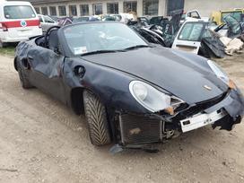 Porsche Boxster. šio automobilio dalis galite