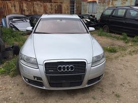 Audi A6 dalimis. Automobilis iš vokietijos