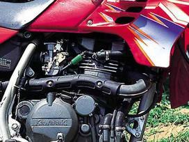 Kawasaki KLR, Эндуро / adventure