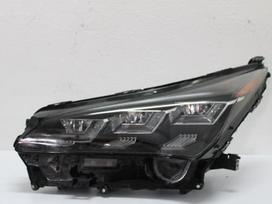 Lexus Nx klasė. Europinis full led zibintas