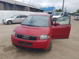 Audi A2. Automobilis parduodamas dalimis.
