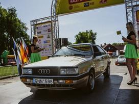 Audi Coupe, 1.8 l., kupė (coupe)