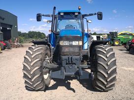 New Holland Tm 165, traktoriai