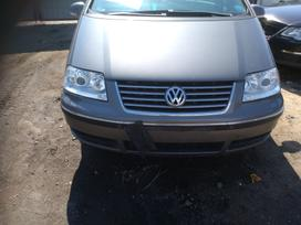 Volkswagen Sharan dalimis. Dalis siunciu i visus lietuvos