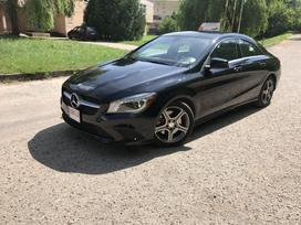 Mercedes-Benz CLA250, 2.0 l., sedanas