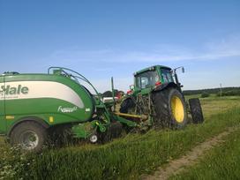 Atliekame įvairias žemės ūkio paslaugas ir darbus