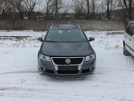Volkswagen Passat. Wv passat b6 2.0 tdi 103kw europa auto is