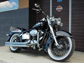Harley-davidson Flstn, Čioperiai / kruizeriai